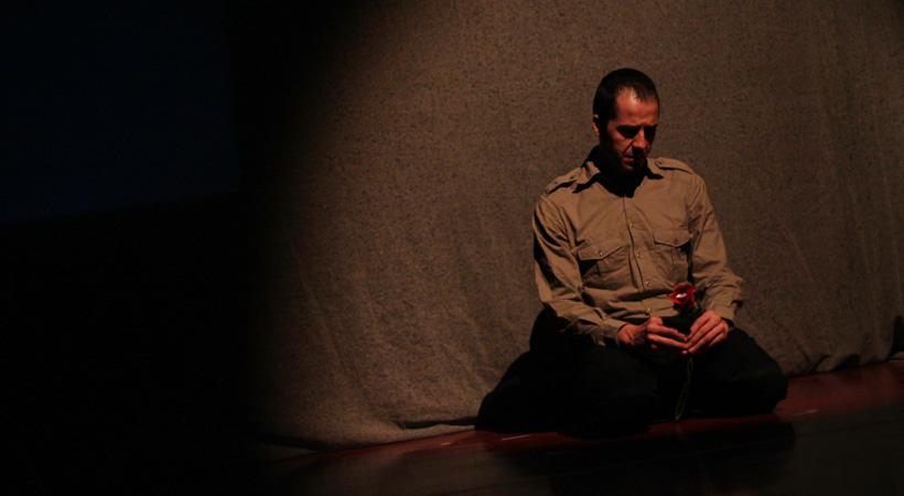 Rodolfo Sacristan actor Límite teatro