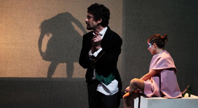 Rodolfo Sacristan actor Límite teatro Athenea Mata