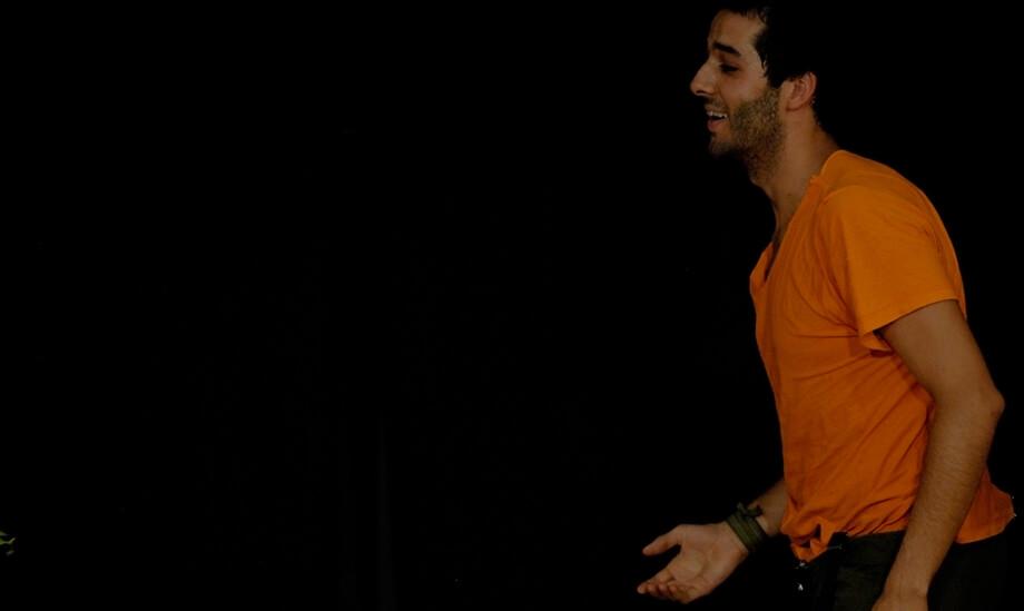 Actor Rodolfo Sacristán
