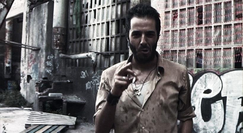 Rodolfo Sacristan Muelle Oeste actor