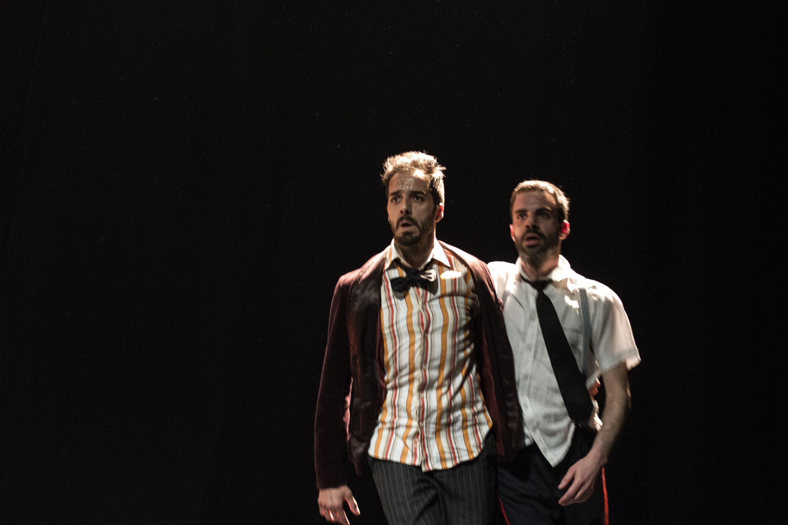 Rodolfo Sacristan Caballitos de Anis teatro actor