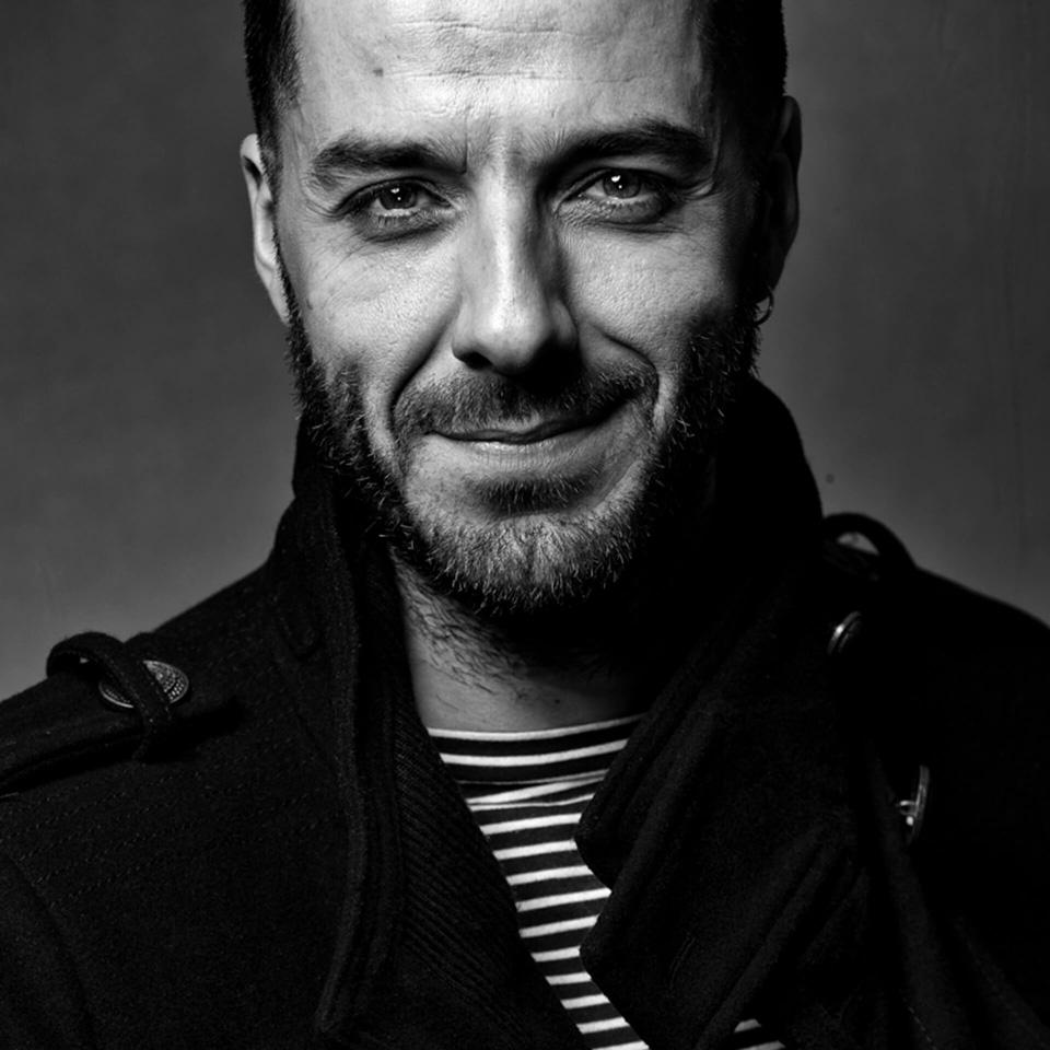 Rodolfo Sacristan actor cine teatro Javier Mantrana Madrid