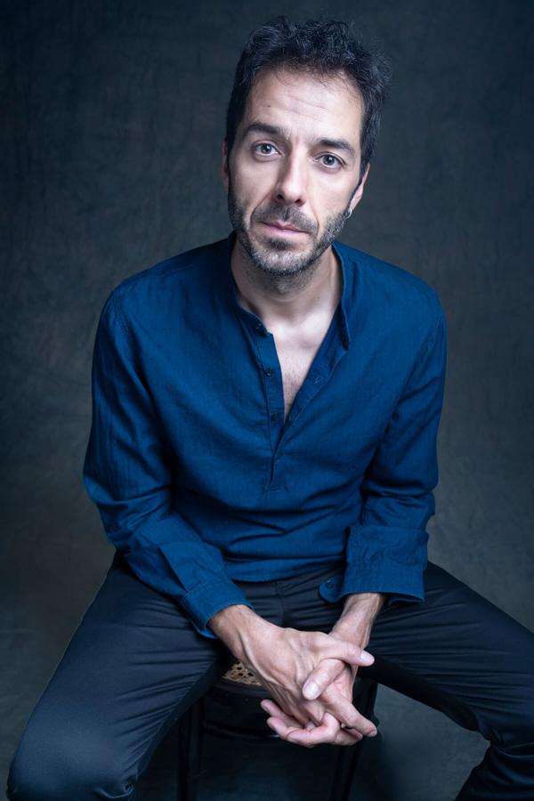 Rodolfo Sacristan actor cine teatro Jean Pierre Ledos Madrid