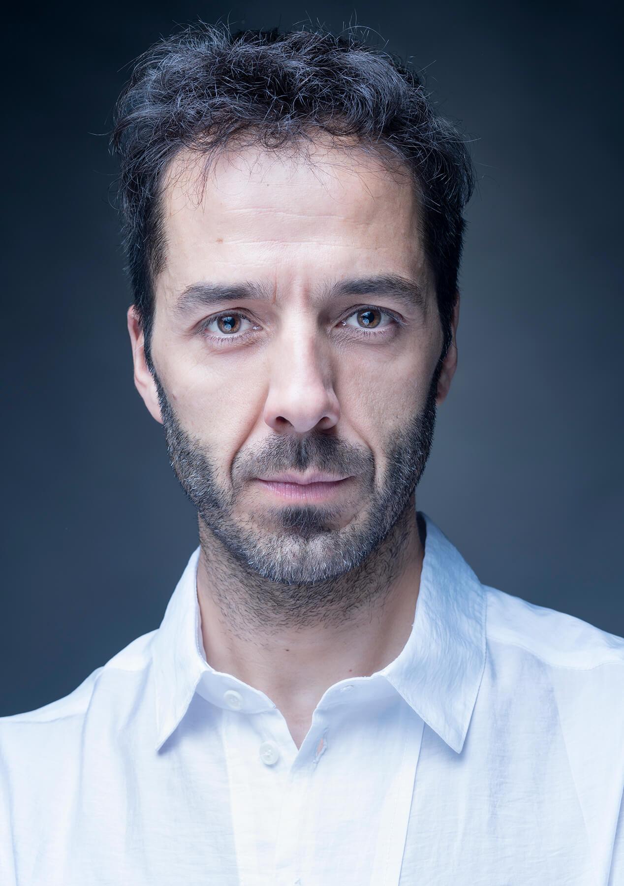 Rodolfo Sacristán actor Jean Pierre Ledos